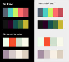 Website Color Schemes 2016 The Dos And Don U0027ts Of Dark Web Design Webdesigner Depot