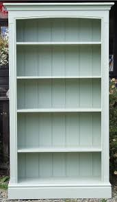 Cream Wood Bookcase Best 25 Painted Bookshelves Ideas On Pinterest Girls Bookshelf