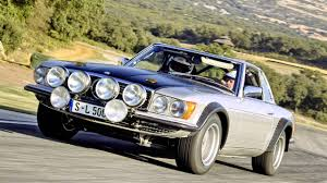 mercedes rally mercedes benz 500 sl rallye r107 u00271980 youtube