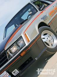 1984 mustang svo value best fox mustang buys mustang monthly
