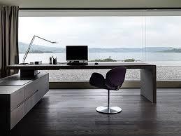 Modern Office Desk With Computer Home Design 85 Terrific Modern Office Desks