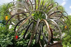 Copper Garden Art Sculpture U2013 Steve Grundy Photography