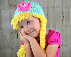 Cabbage Patch Kid Halloween Costume Cabbage Patch Hat Pigtail Wig Costume Photo Props Halloween