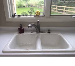 Replacing A Broken Insink Soap Pump With A Sink Hole Cover - Kitchen sink hole cover