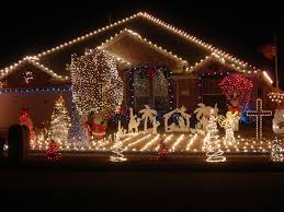 Outdoor Christmas Decorations With Music by Christmas House Decorations Set Music House Interior