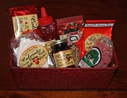 colorado gift baskets colorado cherry company product categories gift baskets
