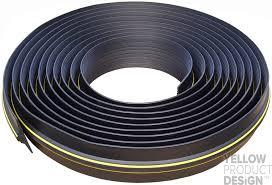 garage door floor seal coil high garadry