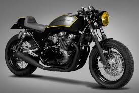 kawasaki zephyr 750 by ton up garage cafe racer tuning