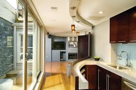 Modern Row House by Wall To Wall Interest This Modern Row House Remodel Makes The
