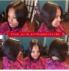african american hairstyles with parts down the middle middle part bob the enhanced me hair beauty pinterest