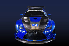 lexus rc coupe actor f performance racing to field the rc f gt3 thegentlemanracer com