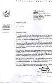 lettre de demande de fourniture de bureau les effets sur la santé et l environnement des chs