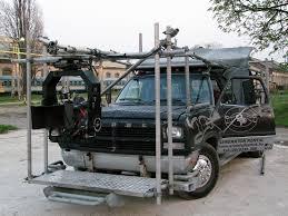 Dodge Ram 350 - camera car dodge ram 350