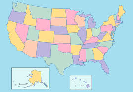 map usa with names map usa no names major tourist attractions maps