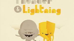 thunder and lightning a story for a stormy night by tim sheridan