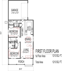 plan of two bedroom house with design picture 59795 fujizaki