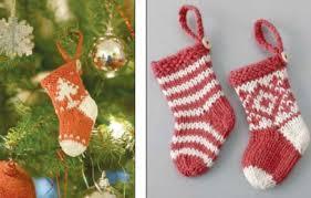 knitting pattern for christmas stocking free mini christmas stocking knitting pattern free knitted mini christmas