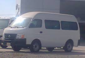 nissan urvan modified nissan caravan