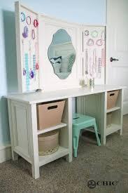 Childrens Vanity Tables 10 Ideer Om Kids Vanities På Pinterest Girls Bedroom