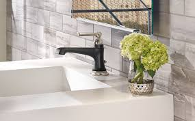 Pics Of Modern Bathrooms How To Mix Modern Traditional In The Bathroom Design Milk