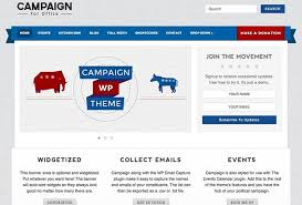 45 best political wordpress themes for politicians 2017