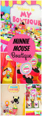 Minnie Mouse Halloween Birthday Party by Minnie Mouse Birthday