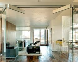 Interior Folding Glass Doors Folding Glass Doors Houzz