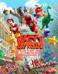 2015 macy s thanksgiving day parade lineup and route map