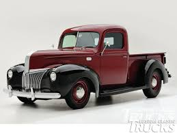 Old Ford Truck Bodies For Sale - 1941 ford pickup rod network