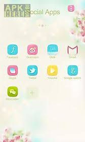 go themes apps apk romantic go launcher themes for android free download at apk here