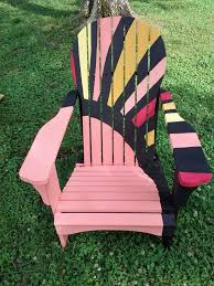 Painted Chairs Images 35 Best Painted Chairs Images On Pinterest Painted Chairs