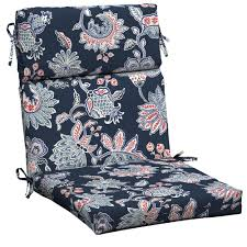 Chair Cushions Patio by Highback Outdoor Dining Chair Cushions Outdoor Chair Cushions
