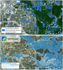 Fema Map Does Flood Insurance Need A Life Raft Temblor Net