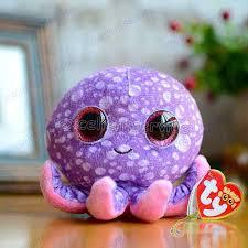 cheap ty beanie boos purple legs octopus cute ty plush