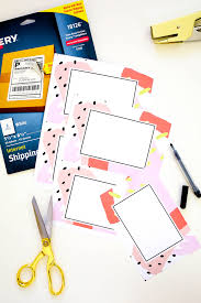 properprintables printable abstract labels for organizing everything