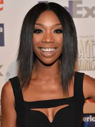 brandy gets edgy new bob haircut the style news network