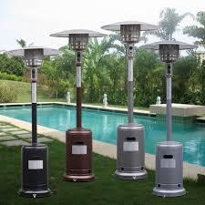 modern patio heaters great outdoor propane heater u2014 optimizing home decor