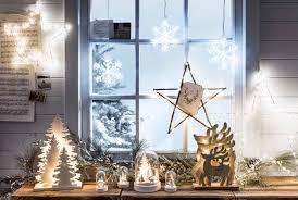 christmasindow decorations ideas for led lighted