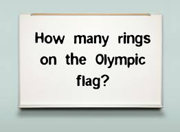 How Many Rings In Olympic Flag Do You Have A Super Brain Playbuzz