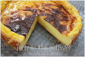 cuisine djouza tarte au flan patissier recettes faciles recettes rapides de djouza