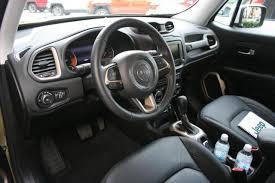 Interior Jeep Renegade 2015 Jeep Renegade Review Autoguide Com News