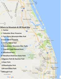Hobe Sound Florida Map john curtin home inspector where to mountain and off road bike