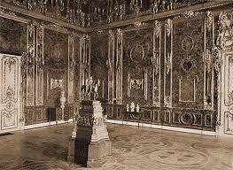 chambre ambre le mystère de la chambre d ambre du palais de tsarskoïé selo