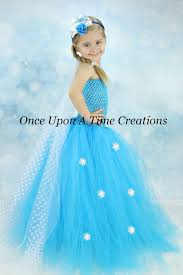 Snowflake Halloween Costume Snowflake Princess Long Tutu Dress Polka Dot Sheer Tulle Cape