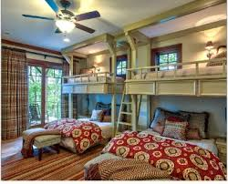 Ideas For A Guest Bedroom - a great idea for a guest room to sleep grandchildren or a family