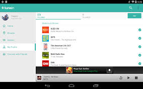 tunein radio for android download