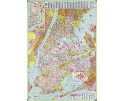 Street Map Of Nyc Maps Of New York Detailed Map Of New York City In English