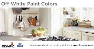 off white paint colors