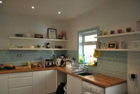 Alternative To Kitchen Tiles - alternatives to tile backsplash interior cheap kitchen