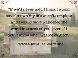 wedding quotes nicholas sparks nicholas sparks quotes sayings 736 quotations